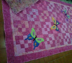 Kain the Creative Quilting Photos