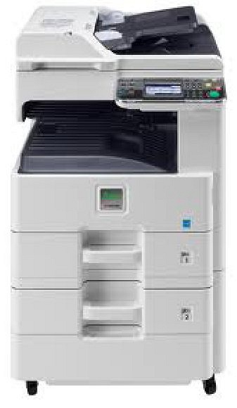 MFP Produk (Digital copier+network printer+color scaner) original size A3