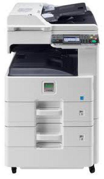MFP Produk (Digital copier+network printer+color scaner) original size A3