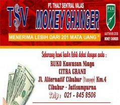 TSV Money Changer Photos