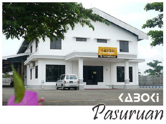 KABOKI Factory Pasuruan