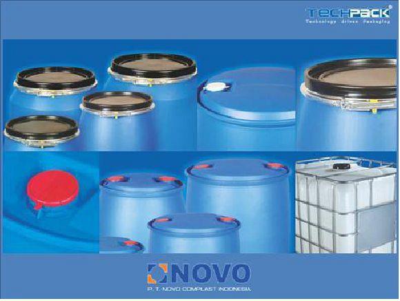 International Open Top Drum (IOT Drum) International Narrow Mouth Drum (INM Drum) Intermediate Bulk Container (IBC)