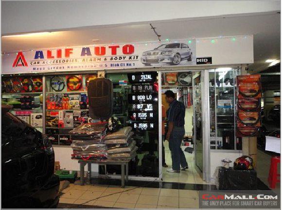 Alif Auto