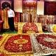 Iran afghan carpets