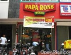 Papa Rons Pizza Photos