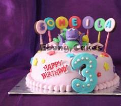 Ebony Cakes Photos