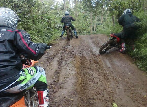 Bali Dirt Bike Tours