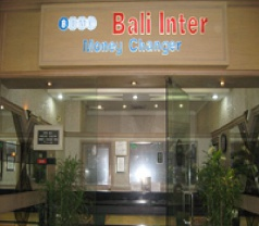 Bali Inter Money Changer Photos