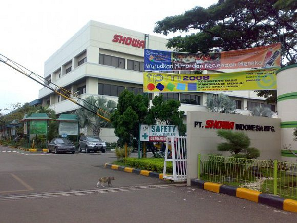 SHOWA INDONESIA MANUFACTURING, PT
