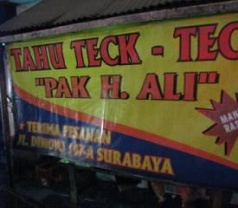 Tahu Tek Pak Ali Photos