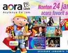 AORA TV Satelite Photos