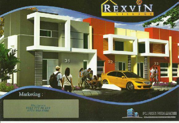 Perumahan Rexvin Village | Batam Centre