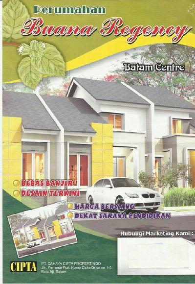 Perumahan Buana Regency | Batam Centre