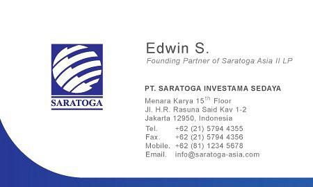 PT Saratoga Investama Sedaya
