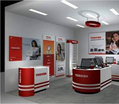Toshiba Shop Photos