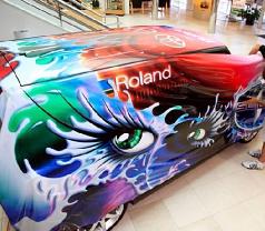 Roland Digital Printing Photos