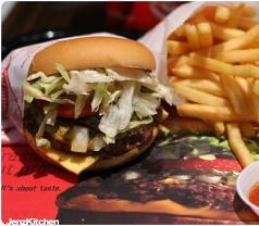 Fat Burger Photos