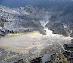 Tangkuban Perahu Photos