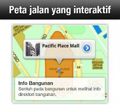 Streetdirectory Mobile (Indonesia) Photos