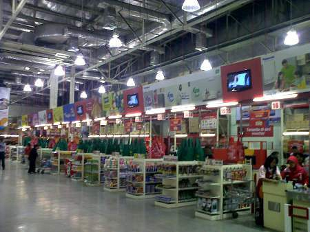Lotte Mart Wholesale