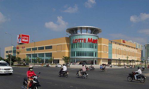Lotte Mart Wholesale