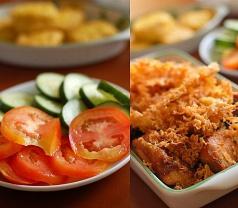 Ayam Goreng Kremes Photos