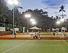 Nusa Dua Beach Hotel  Tennis Photos