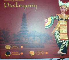 Pia Legong Traditional Pie Bali Photos