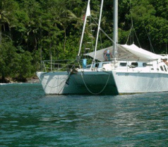 Moggy Offshore Cruising Catamaran Photos