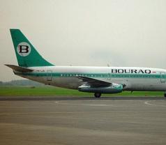 Bouraq Indonesia Airlines Photos