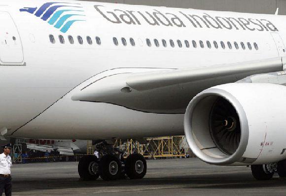 Garuda Indonesia Airways