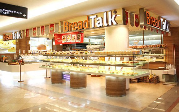 Bread Talk (Plaza Indonesia)