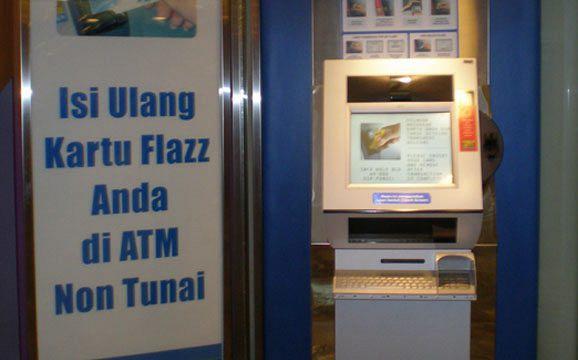 ATM BCA (Plaza Indonesia)
