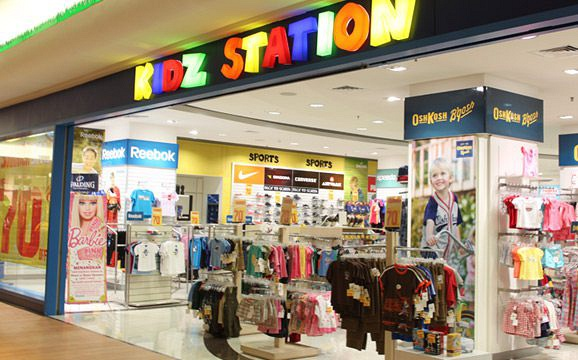 Kidz Station (Plaza Indonesia)