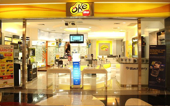 Oke Shop (Plaza Indonesia)