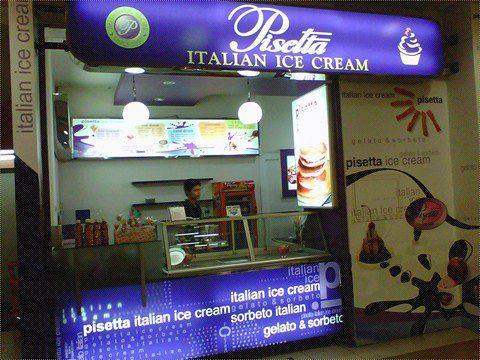 Pisetta Italian Ice Cream