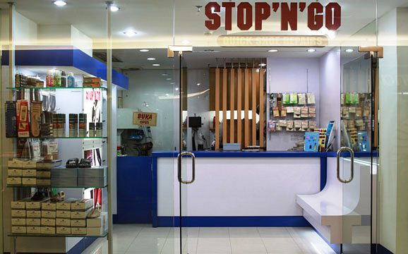 Stop 'N' Go (Plaza Indonesia)