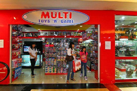 Multi Toys n Game (Pondok Indah Mall)