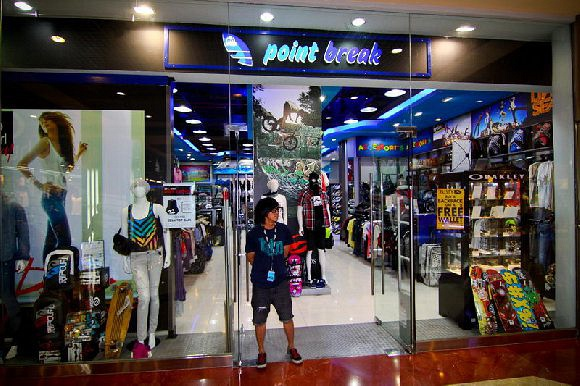 Point Break (Pondok Indah Mall)