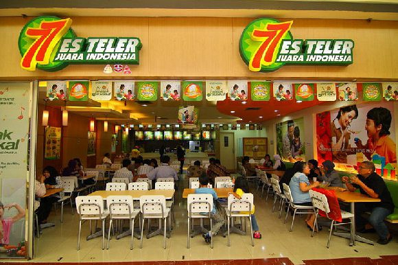 Es Teler 77 (Pondok Indah Mall)