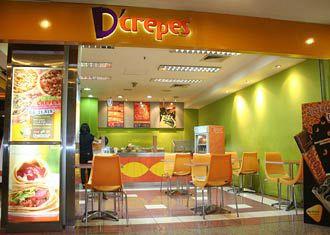 D'Crepes (Blok M Plaza)