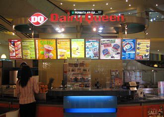 Dairy Queen (Blok M Plaza)