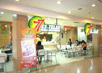 Es teler 77 (Blok M Plaza)