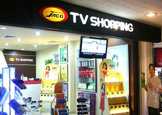 Jaco TV Shopping (Blok M Plaza)