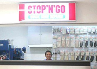 Stop 'N' Go (Blok M Plaza)