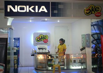 Oke Shop (Blok M Plaza)