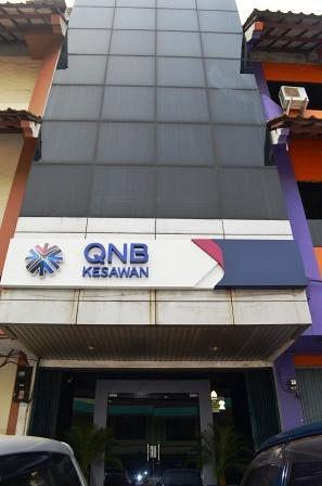 PT Bank QNB Kesawan Tbk