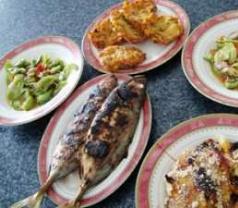 Ikan Tude Manado Photos
