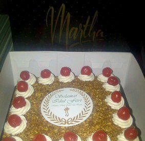 Martha Cake Shop Jalan Jambu