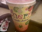 Cherry Juice Photos